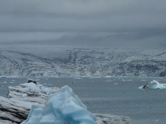 glacier Jokularson