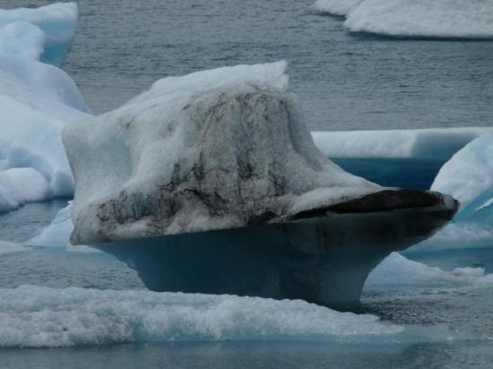 image glacée