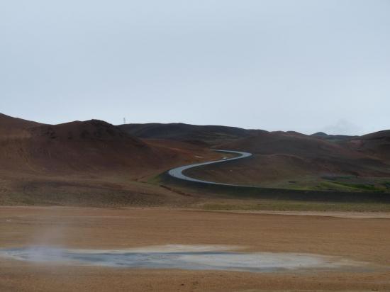 plaine des sable islandaise