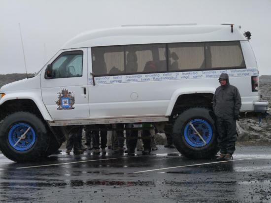 véhicule islandais