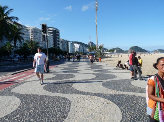 copacabana a rio