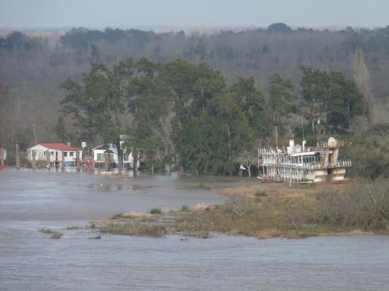 inondation du au vent