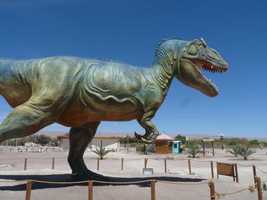 vallée des dinosaures