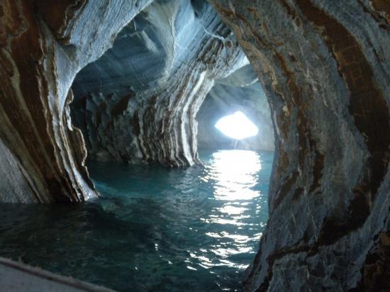 grotte de marbre