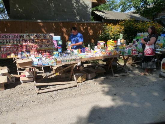 marché de campagne