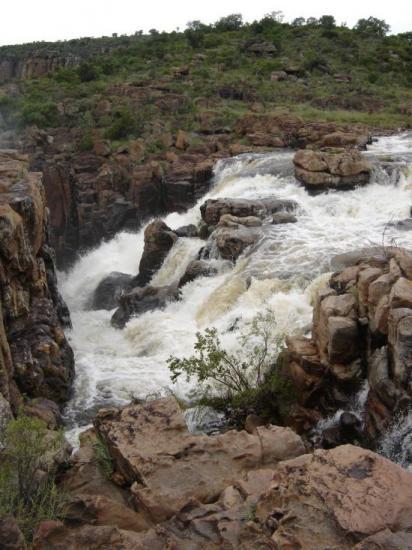 paysages d'afrique du sud