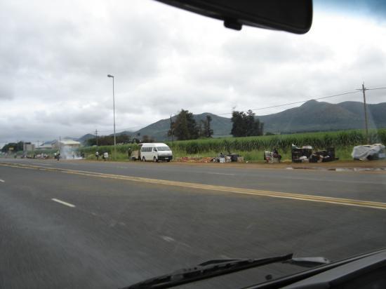 paysages de la région de Mpumalanga