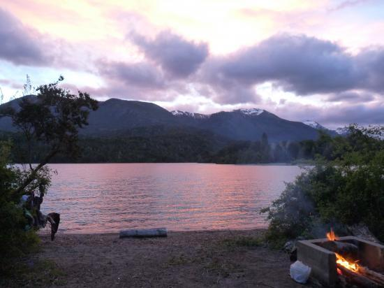 camping lac stephen