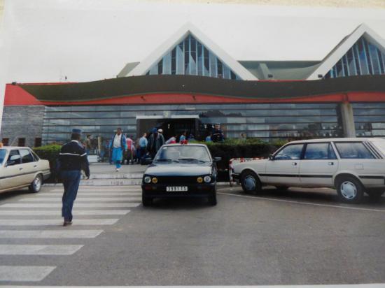 aéroport de Tananarive en 1998