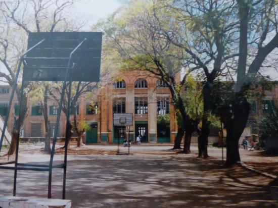 Lycée Galieni à Tananarive