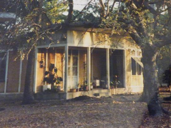 l'ancienne maison de la famille Hoareau